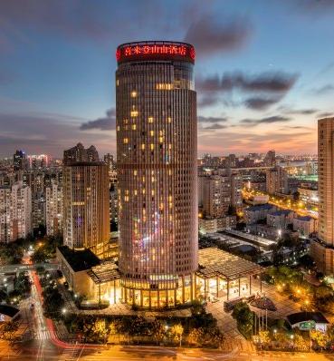 Sheraton Grand Shanghai Pudong Hotel