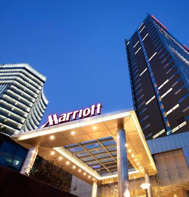 Shanghai Marriottt Hotel Riverside
