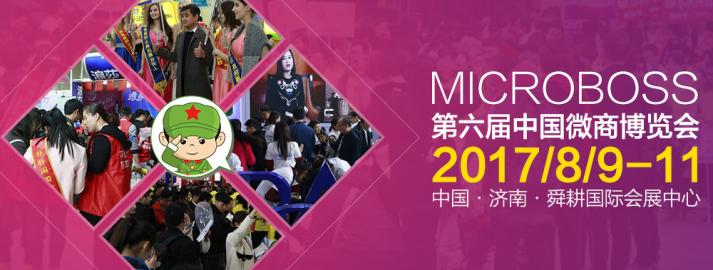2017年第六届中国微商博览会