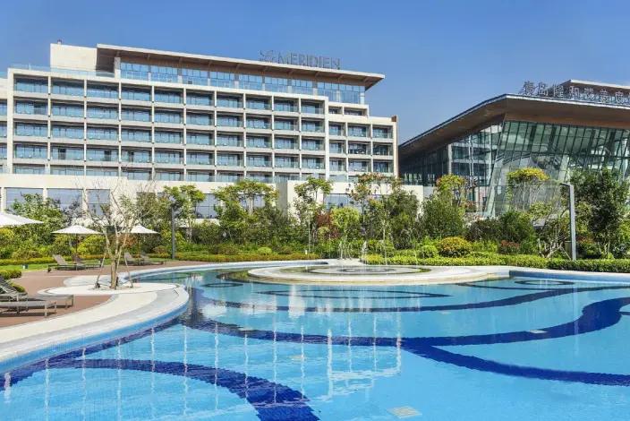 Le Méridien Qingdao West Coast Resort