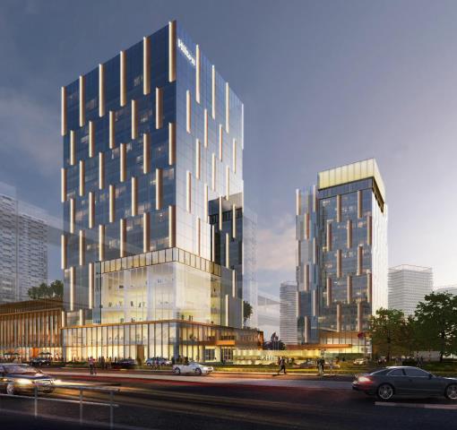 Hilton Garden Hotel Shenzhen International Convention and Exhibition Center