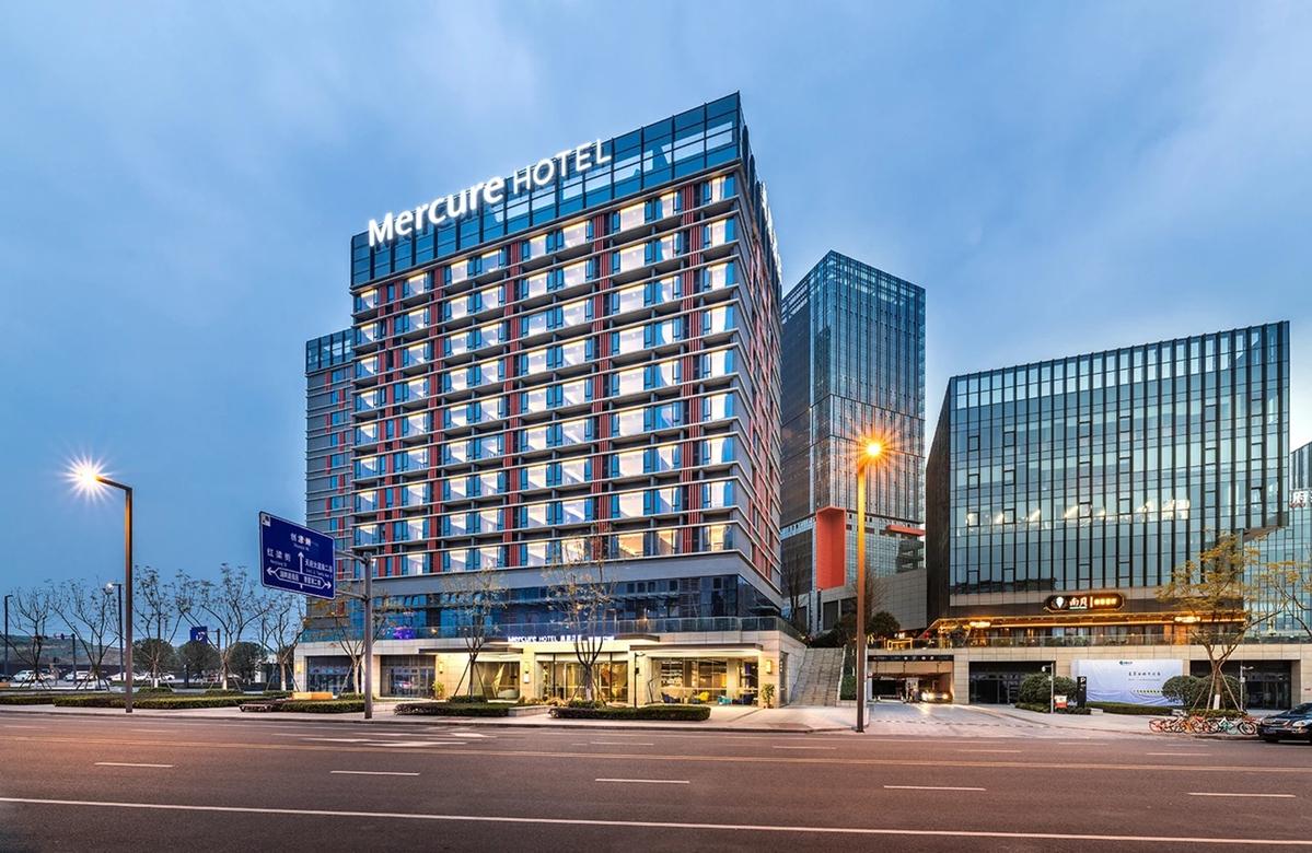 成都西博城美居酒店