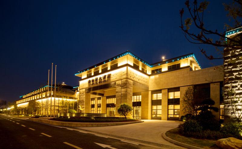 苏州澹台湖大酒店