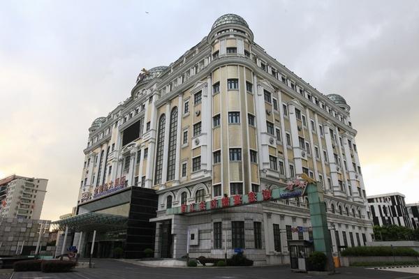 上海金钱豹大酒店(延安西路店)