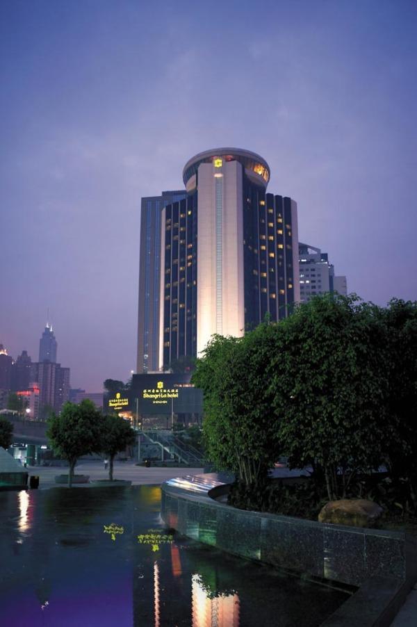 深圳罗湖香格里拉大酒店