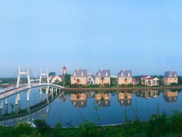 上海横沙岛天使度假村