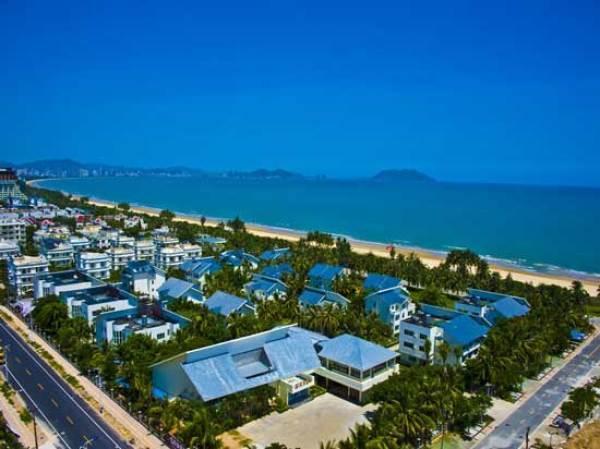 三亚蓝海银滩酒店