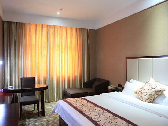 Wuhan Jiutong Haiyuan Hotel