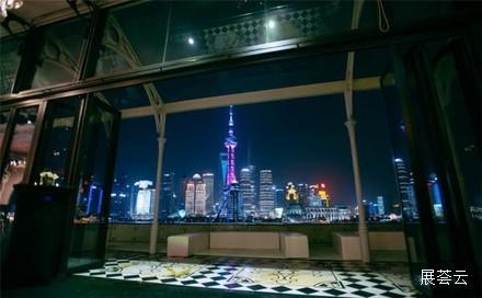 上海外滩全景Bund Panorama