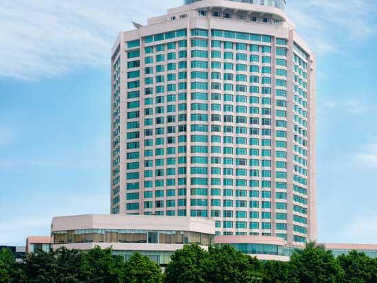 Guangzhou triumph ramada hotel