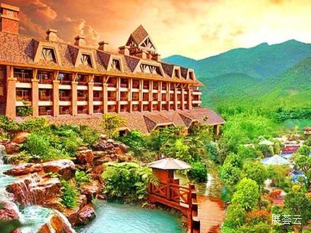 广州锦绣香江温泉酒店
