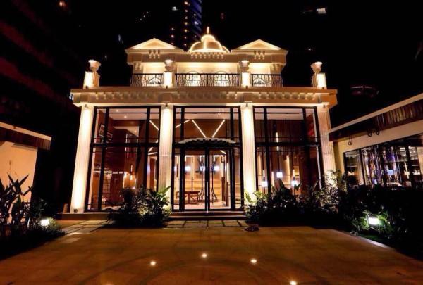 广州珊瑚红葡萄酒文化中心