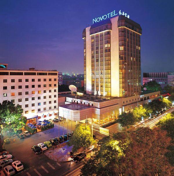 Beijing novotel peace hotel