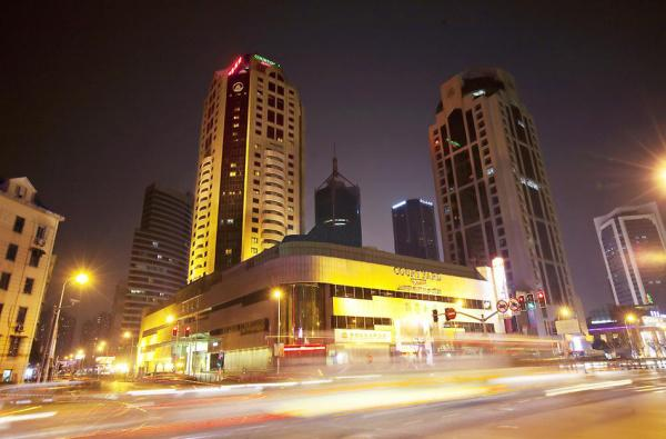 Courtyard by Marriott Shanghai-Pudong