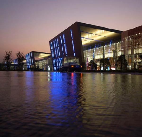 南京金陵会议中心(国际博览中心酒店)