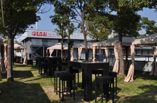 上海当代镭射运动馆