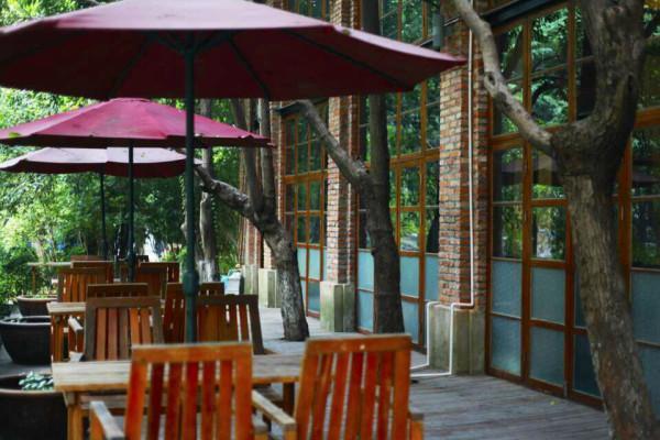 武汉水之艺江南庭院餐厅