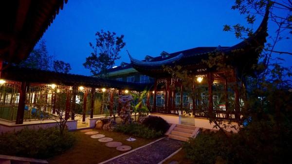 上海崇明森林漫心度假酒店