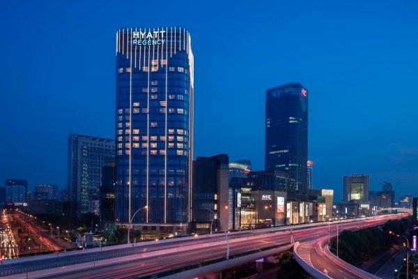 Shanghai wujiaochang hyatt hotel