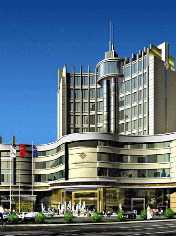 常熟金陵天铭国际大酒店