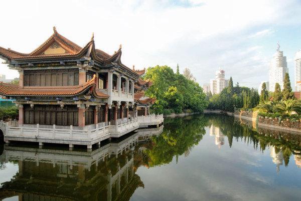 云南震庄迎宾馆
